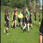 U14s (Simonetti) try against Honiton