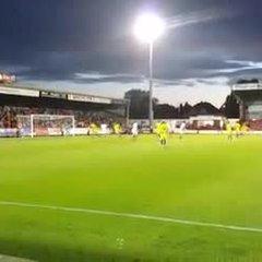 Sean Newtons goal against Kidderminster!