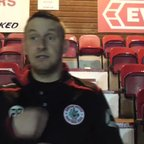 Ashton v Gainsborough post match interview