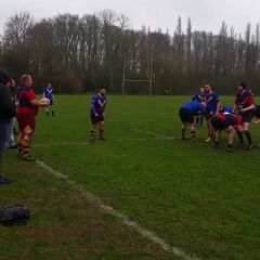 Yardley vs Birmingham Exiles