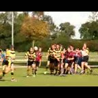Droitwich Try against Sills (By Rob Bray)