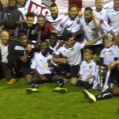 Southern combination cup winners 2015/16