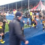 BERFC U7'sTRIUMPHANT @ ALLIANZ PARK 20.02.2016