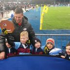 BERFC U7's TRIUMPHANT @ ALLIANZ PARK 20.02.2016 (2)