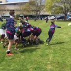 OLLIE BLAYNE TRY AT CHICHESTER TOURNAMENT 2016