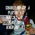 CHARLIE BRACKEN PLAYER OF THE MATCH 25/09/16