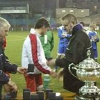 LLan v Treaddur Bay Dargie Cup Final 08/09