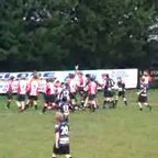 Brixham under13's V Paignton