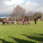 U8's at Malvern Dec 2012
