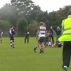 johno's try dockers v doncaster 25/9/11