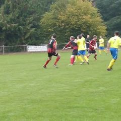v LLAN MAJOR GOAL CALLUM