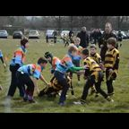 Hinckley Under 9's V Weybridge