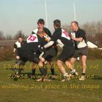 Edenbridge 1st XV Season Review 2007-08