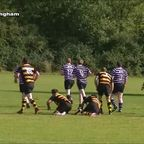 Highlights of 1st XV vs Gillingham Anchorians