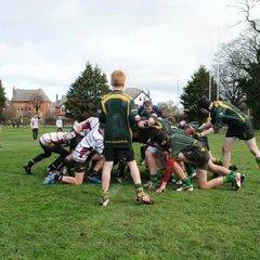 Big Sams U12's Champagne Rugby coaching