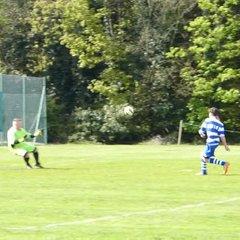 Achilles v 1st Team_Gavin Clyne scores