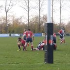 Three Tries at Chester
