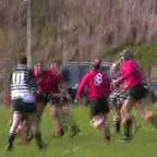 Rossco Try Against Kinloss (Relegation Decider)