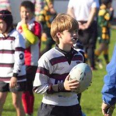 Bowdon U10s: 2014/15 The year of the scrummage