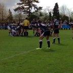BSRFC 1st XV vs Cornish All Blacks -Try Stortford!