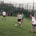 Under 16 13/01/13 North Wales Academy Futsal