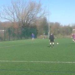 Gavin Bolton Pen V Casuals Away