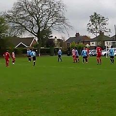 Jamie Pointon Free Kick 11-10-2014