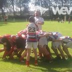 U13s First Scrum