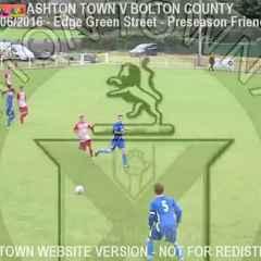 Ashton Town Vs Bolton County (02.08.16) Preseason