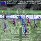 St Helens Town Vs Sandbach United (18.08.16)