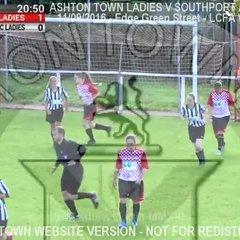 Ashton Town Ladies Vs Southport Athletic Ladies (11.09.16)