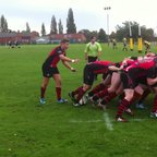 Courtley 1st try vs Rossington