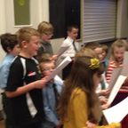 BRUFC Carol Singing 2013 - The Kids!