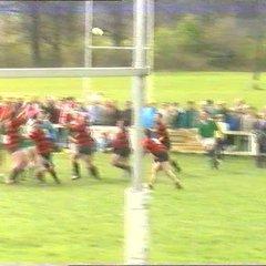 Cumbria cup final 1991