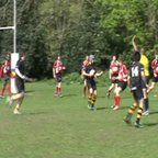 Sam's 1st try v London Welsh at Cobham 10's 2009