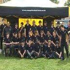 Team Photo Wasps U16 2009