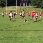 Louis Critchlow Hat-Trick Try