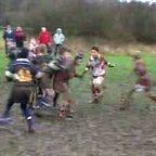 u10 Yarnbury vs Wetherby - Head down and run!