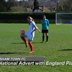Melksham Town FC  Presentation Night 2016  Video U12 - u13 Plus u11 Girls