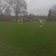 Copthorne IV - 3rd goal