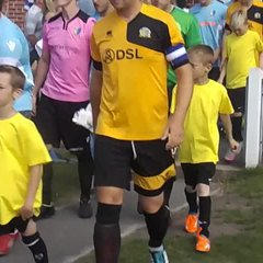 FA Cup, Team and Mascots 15/8/15