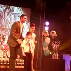 Bedworth United u8s 'Bournemouth Tournament' presentation tour vid 2013