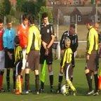 U9's Mascot at DT vs Maltby - The Handshake