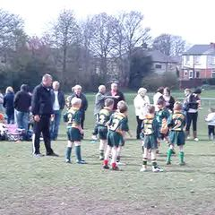 Scoring A Try...The Coaches Way