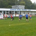 Return To Rugby at Harrow RFC with Paul Grayson