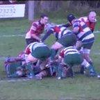 Cleckheaton 1st Team. Good defence