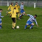 AARON OPENS THE SCORING AT KIMBERLEY...