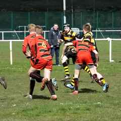 Ellesmere Port RFC 17 April - Leigh Dragons