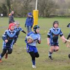 Orrell St James U8's Blues V's Rylands Sharks 23.03.14(2)