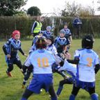 Orrell St James U8's Blues V's Rylands Sharks 23.03.14(4)